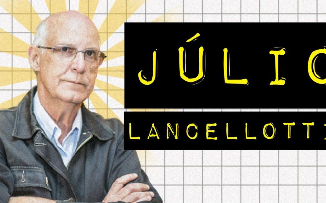 JÚLIO LANCELLOTTI: TEOLOGIA DO CONFLITO